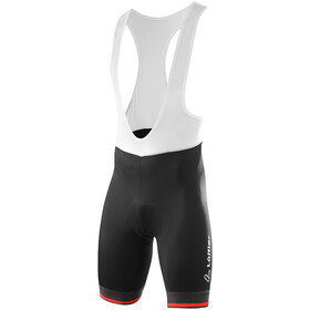 Löffler hotBOND Bike Bib Shorts Men black/sunset